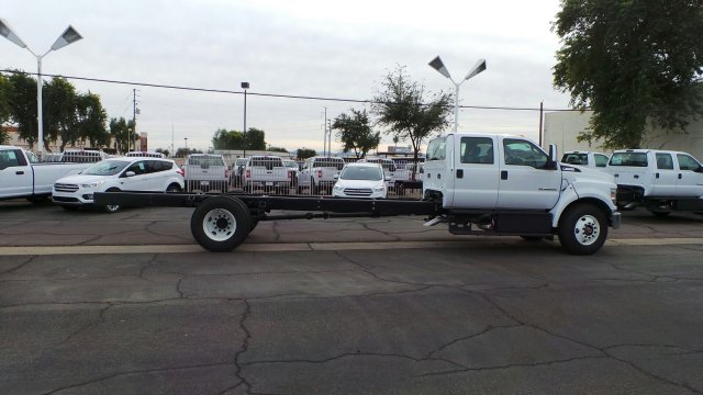 2019 F-650 Crew Cab DRW 4x2,  Cab Chassis #HT0268 - photo 3