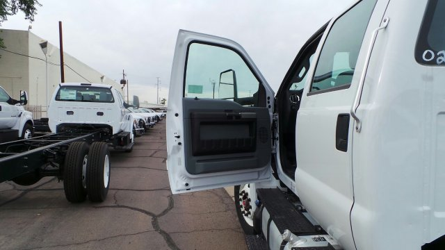 2019 F-650 Crew Cab DRW 4x2,  Cab Chassis #HT0268 - photo 22