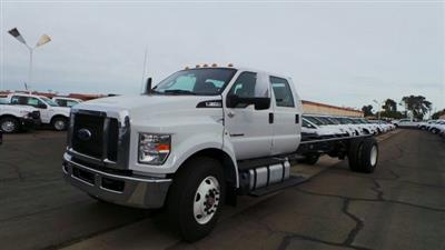 2019 F-650 Crew Cab DRW 4x2,  Cab Chassis #HT0268 - photo 5