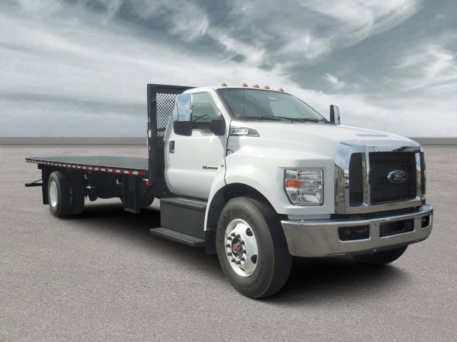 2019 F-750 Regular Cab DRW 4x2,  Cab Chassis #HT0369 - photo 1