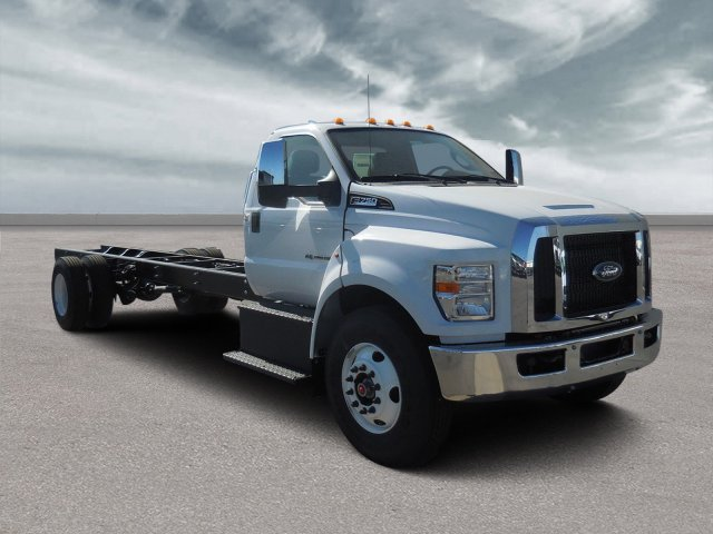 2019 F-750 Regular Cab DRW 4x2,  Cab Chassis #HT0373 - photo 1
