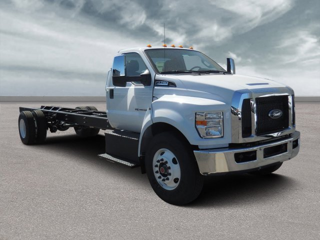 2019 F-750 Regular Cab DRW 4x2,  Cab Chassis #HT0397 - photo 1