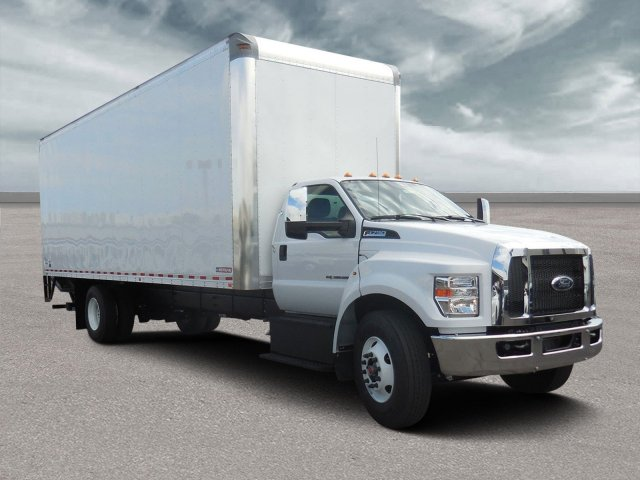 2019 Ford F-750 Regular Cab DRW 4x2, Morgan Dry Freight #HT0413 - photo 1