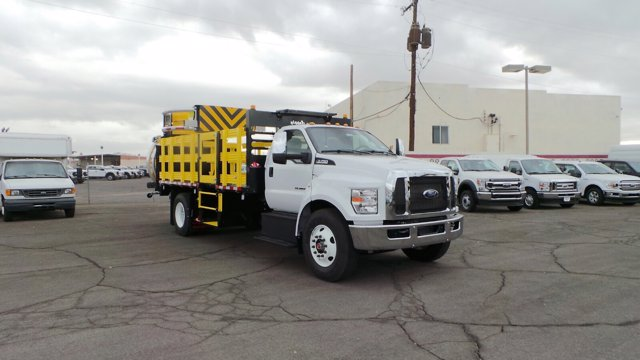 2021 Ford F-750 Regular Cab DRW 4x2, Curry Supply Company Other/Specialty #HT0593 - photo 1