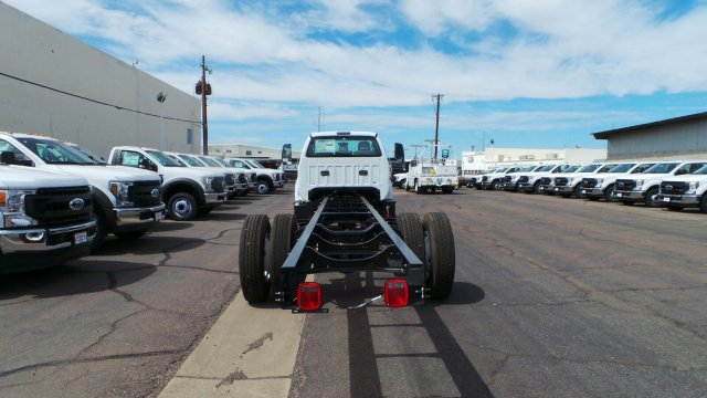 2021 Ford F-650 Regular Cab DRW 4x2, Cab Chassis #HT0595 - photo 1