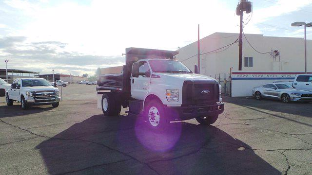 2021 Ford F-750 Regular Cab DRW 4x2, Valew Dump Body #HT0661 - photo 1