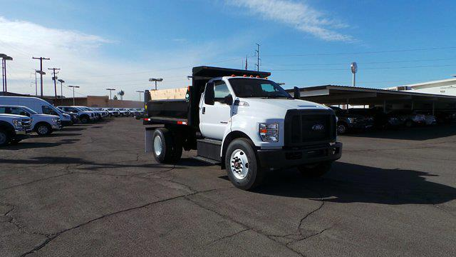 2021 Ford F-750 Regular Cab DRW 4x2, Valew Dump Body #HT0662 - photo 1