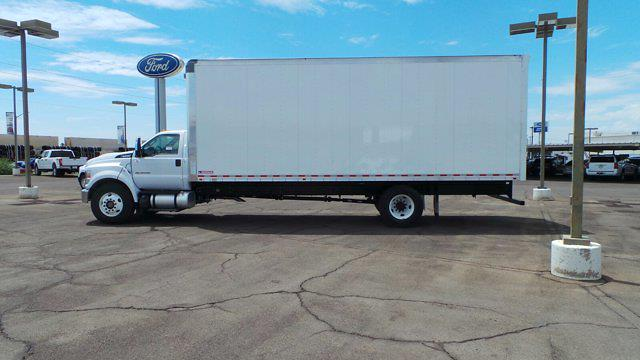 2022 Ford F-750 Regular Cab DRW 4x2, Dry Freight #HT0720 - photo 1