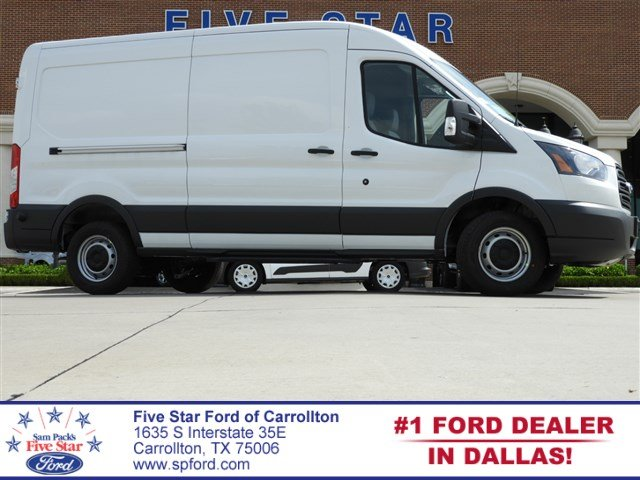 2018 Transit 250 Med Roof 4x2,  Empty Cargo Van #1JKB54654 - photo 1