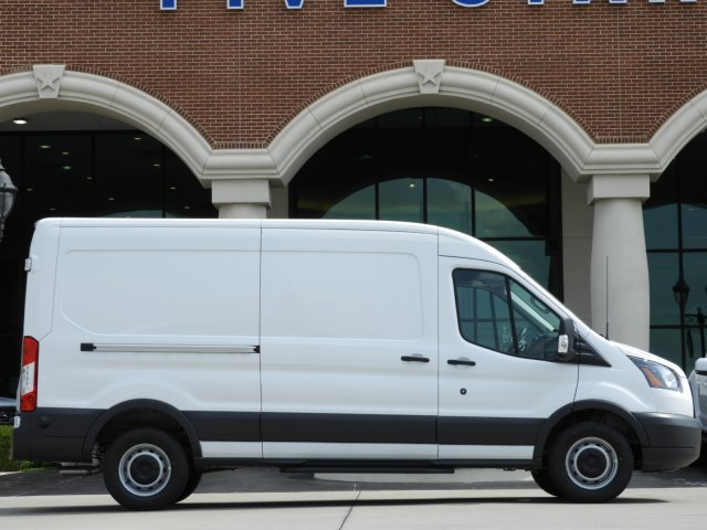 2018 Transit 250 Med Roof 4x2,  Empty Cargo Van #1JKB54654 - photo 4
