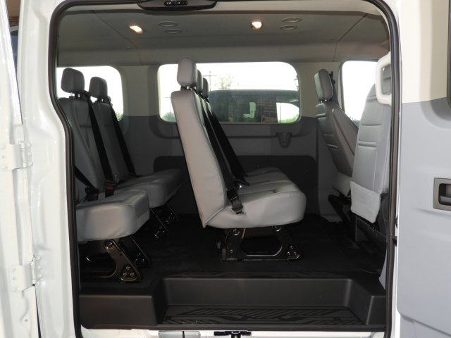 2017 Transit 350 Low Roof Passenger Wagon #HKB56756 - photo 9
