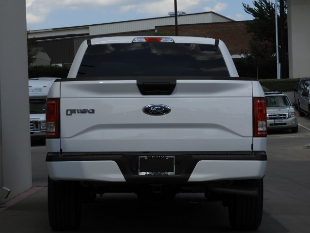 2017 F-150 Crew Cab 4x4 Pickup #HKE35451 - photo 5