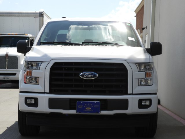2017 F-150 Crew Cab 4x4 Pickup #HKE35451 - photo 7