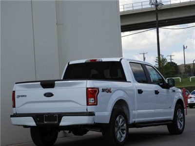 2017 F-150 Crew Cab 4x4 Pickup #HKE35451 - photo 2