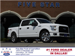 2017 F-150 Crew Cab 4x4 Pickup #HKE35451 - photo 1
