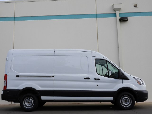 2018 Transit 350 Med Roof 4x2,  Empty Cargo Van #JKA68378 - photo 4