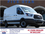 2018 Transit 250 Med Roof, Cargo Van #JKA71633 - photo 1