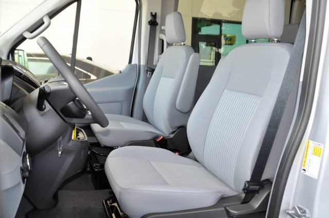 2018 Transit 350 Med Roof 4x2,  Passenger Wagon #JKA71635 - photo 11