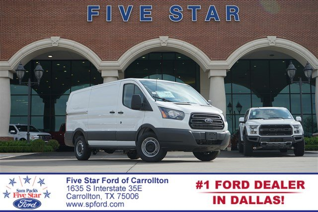 2018 Transit 150 Low Roof 4x2,  Empty Cargo Van #JKB45912 - photo 1