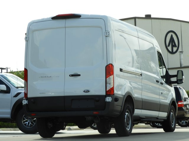2018 Transit 250 Med Roof 4x2,  Empty Cargo Van #JKB50422 - photo 2
