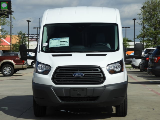 2018 Transit 250 Med Roof 4x2,  Empty Cargo Van #JKB50422 - photo 6