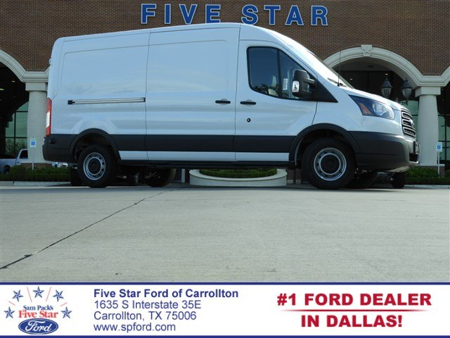 2018 Transit 250 Med Roof 4x2,  Empty Cargo Van #JKB50425 - photo 1