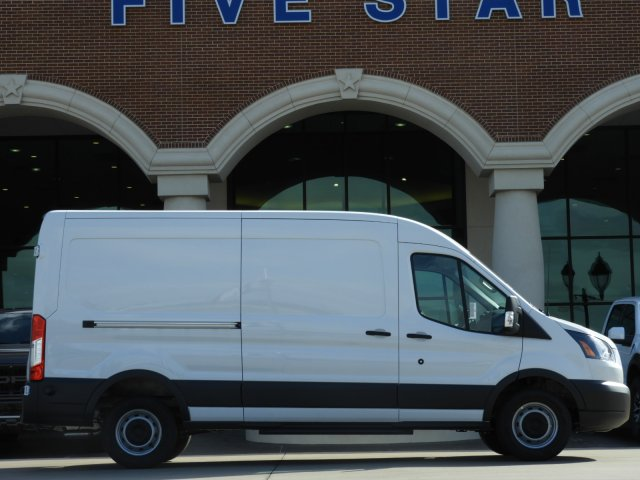 2018 Transit 250 Med Roof 4x2,  Empty Cargo Van #JKB50425 - photo 4