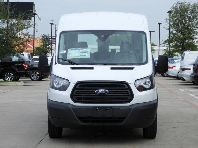 2018 Transit 150 Med Roof 4x2,  Passenger Wagon #JKB54646 - photo 6
