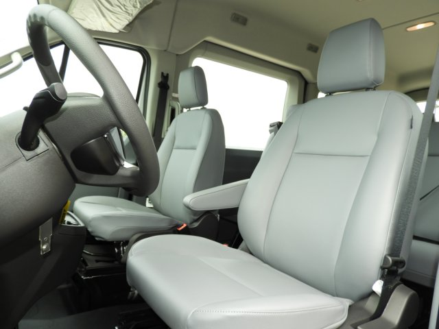 2018 Transit 150 Med Roof 4x2,  Passenger Wagon #JKB54646 - photo 9