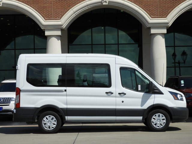2018 Transit 150 Med Roof 4x2,  Passenger Wagon #JKB54650 - photo 4
