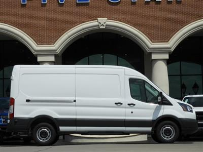 2018 Transit 250 Med Roof 4x2,  Empty Cargo Van #JKB54653 - photo 4
