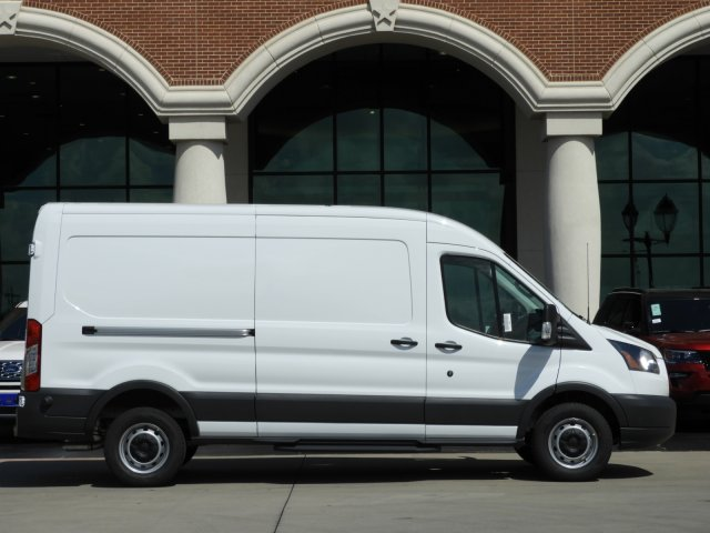 2018 Transit 250 Med Roof 4x2,  Empty Cargo Van #JKB54656 - photo 4