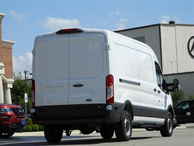2018 Transit 250 Med Roof 4x2,  Empty Cargo Van #JKB54656 - photo 2