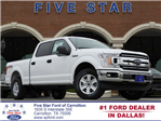 2018 F-150 SuperCrew Cab 4x4, Pickup #JKD90174 - photo 1