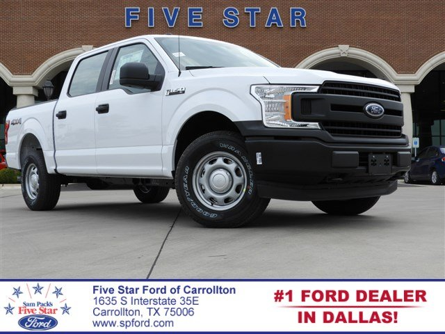 2018 F-150 SuperCrew Cab 4x4,  Pickup #JKE95101 - photo 1