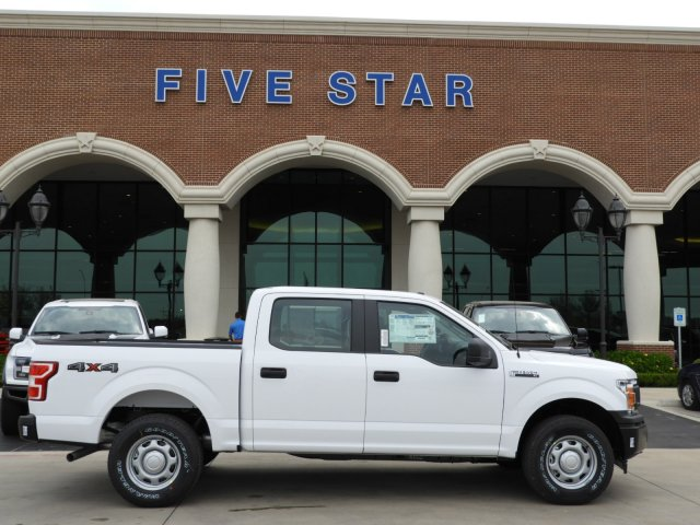 2018 F-150 SuperCrew Cab 4x4,  Pickup #JKE95101 - photo 4