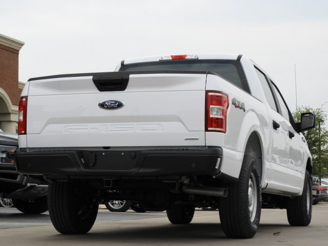 2018 F-150 SuperCrew Cab 4x4,  Pickup #JKE95101 - photo 2