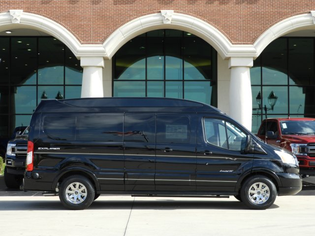 2019 Transit 150 Low Roof 4x2,  Empty Cargo Van #KKA10374 - photo 4