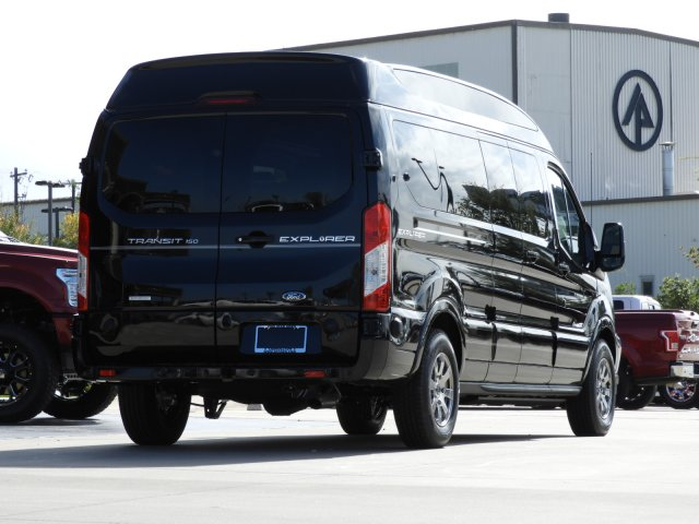 2019 Transit 150 Low Roof 4x2,  Empty Cargo Van #KKA10374 - photo 2
