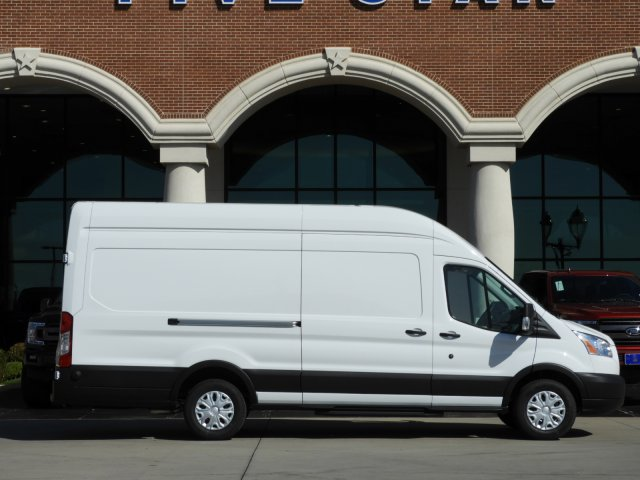 2019 Transit 350 High Roof 4x2,  Empty Cargo Van #KKA12305 - photo 4