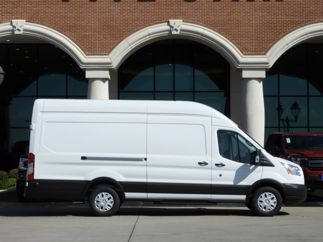 2019 Transit 350 High Roof 4x2,  Empty Cargo Van #KKA12306 - photo 4
