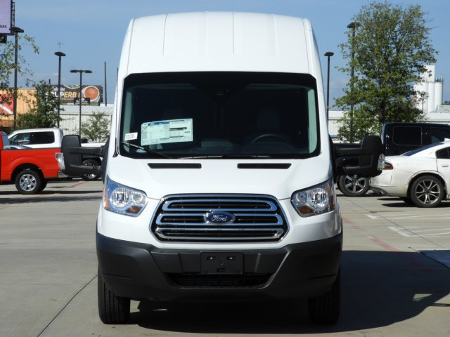 2019 Transit 350 High Roof 4x2,  Empty Cargo Van #KKA12306 - photo 5