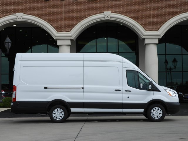 2019 Transit 350 High Roof 4x2,  Empty Cargo Van #KKA12307 - photo 4