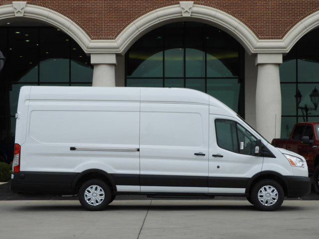 2019 Transit 350 High Roof 4x2,  Empty Cargo Van #KKA12308 - photo 4