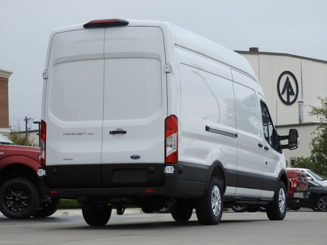 2019 Transit 350 High Roof 4x2,  Empty Cargo Van #KKA12308 - photo 2