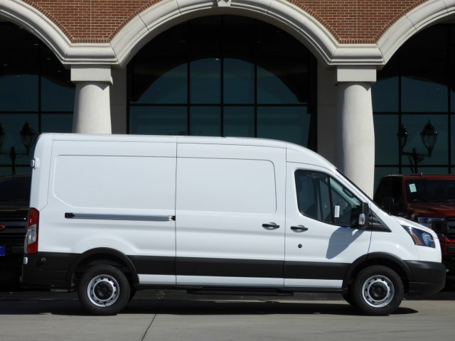 2019 Transit 250 Medium Roof 4x2,  Empty Cargo Van #KKA14716 - photo 4