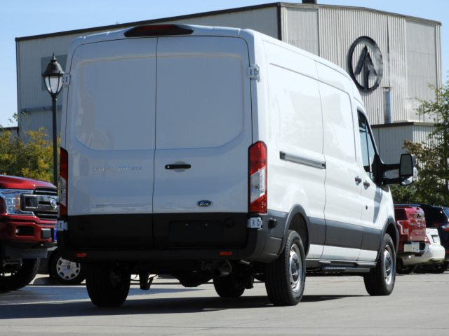 2019 Transit 250 Med Roof 4x2,  Empty Cargo Van #KKA14716 - photo 2