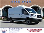 2019 Transit 250 Medium Roof 4x2,  Empty Cargo Van #KKA14716 - photo 1