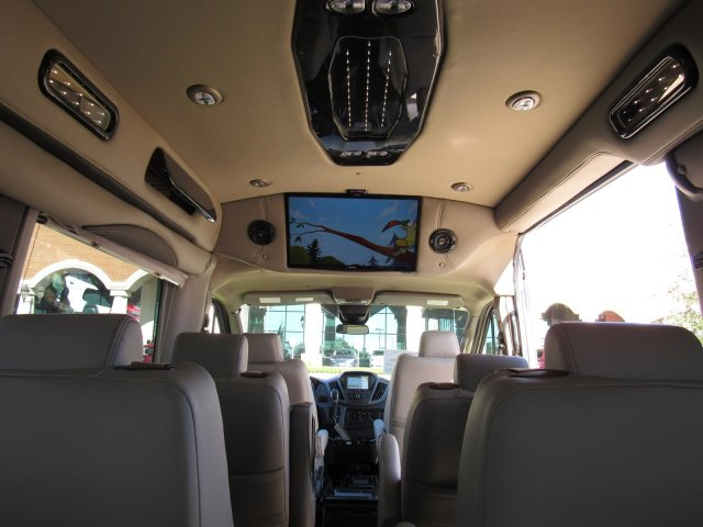 2019 Transit 250 Medium Roof 4x2,  Passenger Wagon #KKA17015 - photo 17