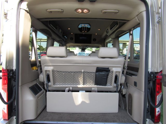 2019 Transit 250 Med Roof 4x2,  Passenger Wagon #KKA17015 - photo 20